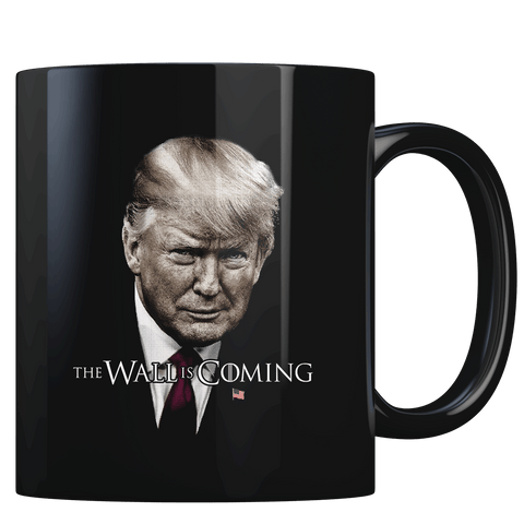 The Wall Is Coming V2 - Coffee Mug