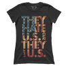 CR: They Hate Us 'Cuz They Ain't Us (Ladies)