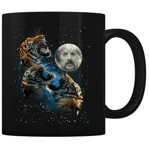 Three Tiger Moon - Coffee Mug