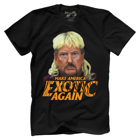 Trump Joe Exotic