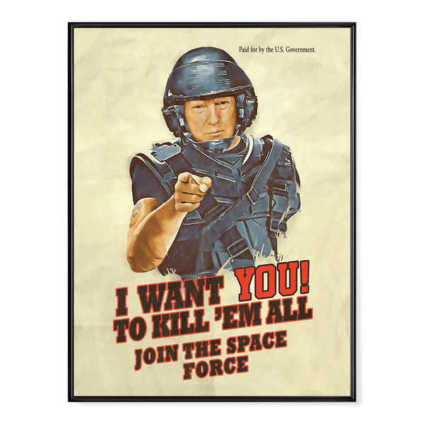 Trump Trooper - Poster