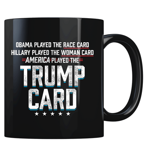 Trump Card - Coffee Mug