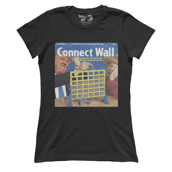 Trump Connect Wall (Ladies)