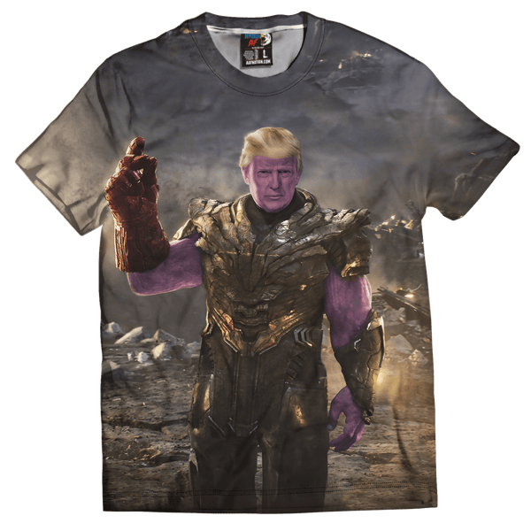 Trump Thanos (parody)