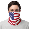 Face Gaiter Flag V1 Face Gaiter