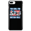 Too Cool For British Rule - Phone Case