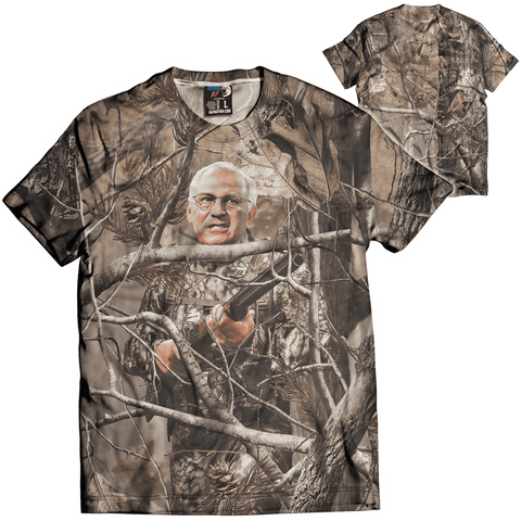 Unreal Tree:  Dick Cheney Hoodie & T - Shirt