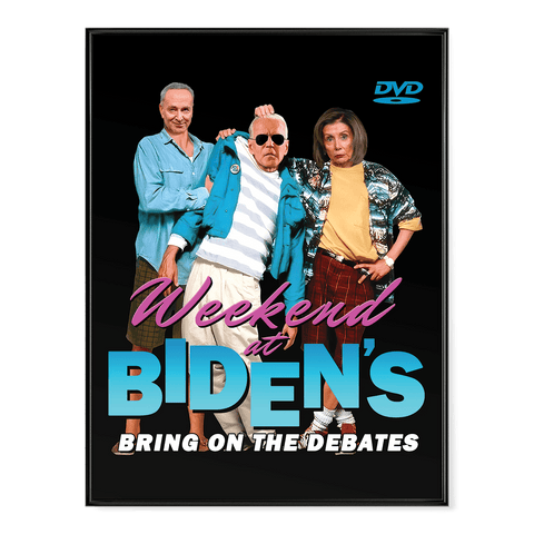 Weekend At Biden's - Poster