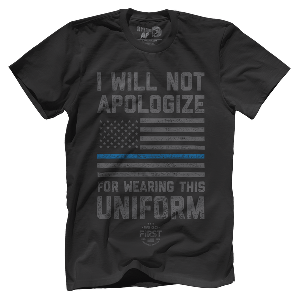 OD: Will Not Apologize