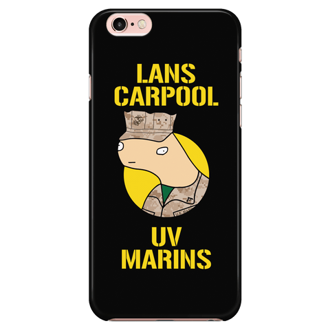 Lantz Carpool - Phone Case