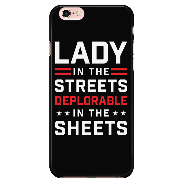 Deplorable in Sheets - Phone case