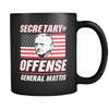 Mattis - Secretary of Offense - Coffee Mug