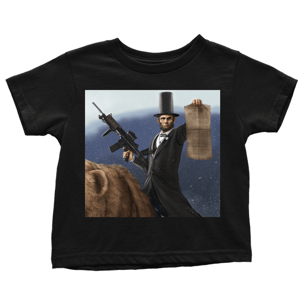 Abe Lincoln: The Emancipator Zoom - Toddlers