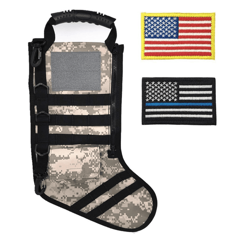 Tactical Christmas Stocking - ACU
