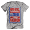 CR: Alcohol and Freedom