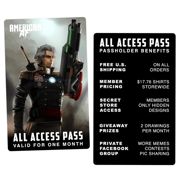 The AAF All Access Pass - Monthly