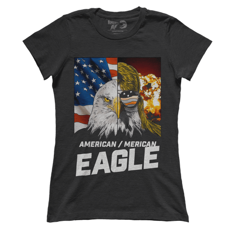 American Eagle.  Merican Eagle. (Ladies)