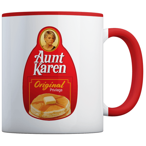 Aunt Karen - Coffee Mug