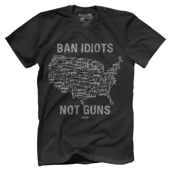 CR: Ban Idiots, Not Guns