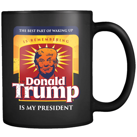Best Part of Waking Up - Coffee Mug