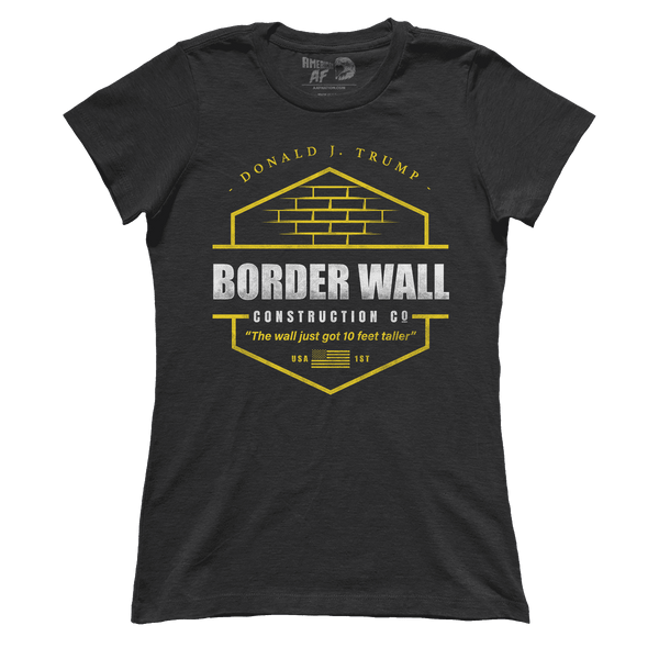 AK: Border Wall Construction (Ladies)