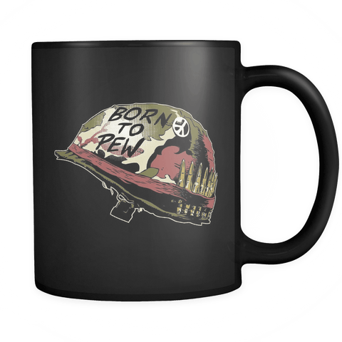 Born to Pew 2.0! - Coffee Mug