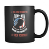 If this POW flag offends you - Coffee Mug