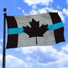 Canadian Blue Line - Flag