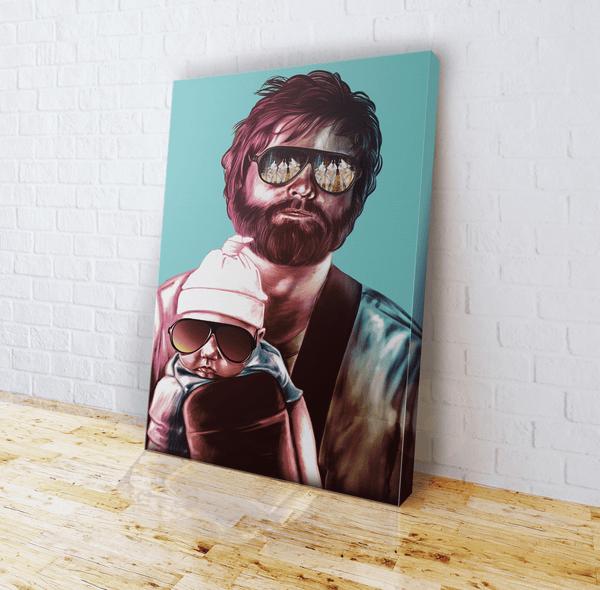 Hangover Canvas