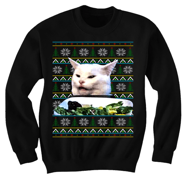 Cat Meme Christmas