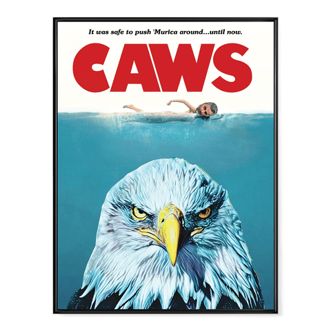 Caws (parody) - Poster