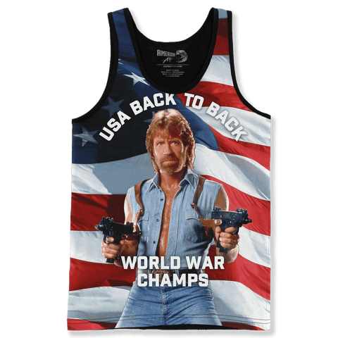 Chuck Norris (Back to Back)