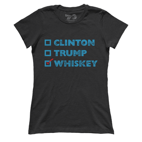 Clint, Trump, Whiskey (Ladies)