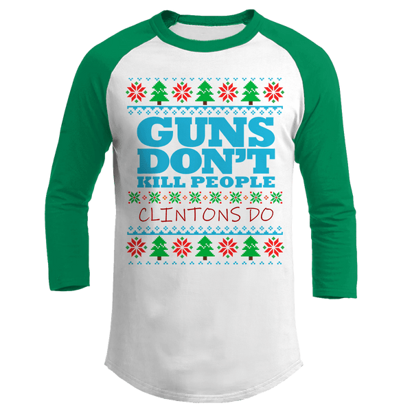 Guns Don't Kill Christmas