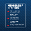 Monthly Membership Club AAF Shirt of the Month: Monthly Plan