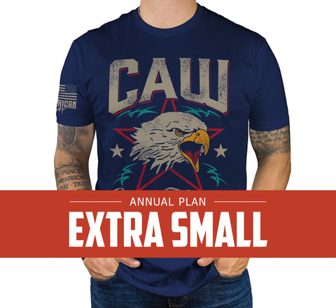 Mens X Small - Annual