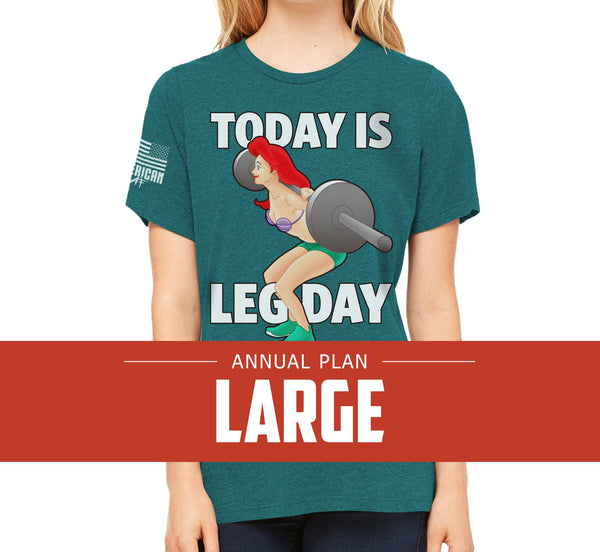 Womens Large - Annual