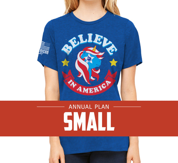 Womens Small - Annual