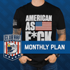 Club AAF Shirt of the Month: Monthly Plan