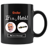It's A Match (parody) - Coffee Mug