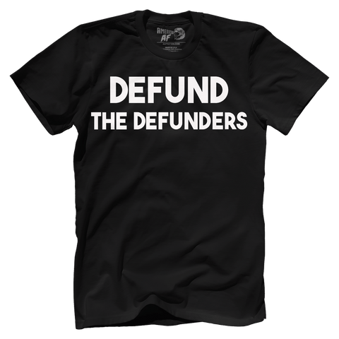 Defund The Defunders