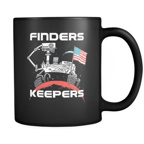 Finder's Keepers - MARS Rover - Coffee Mug