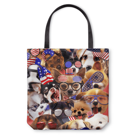 Merican Dogs - Tote Bag