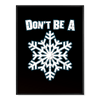 Don't be a Snowflake - Poster