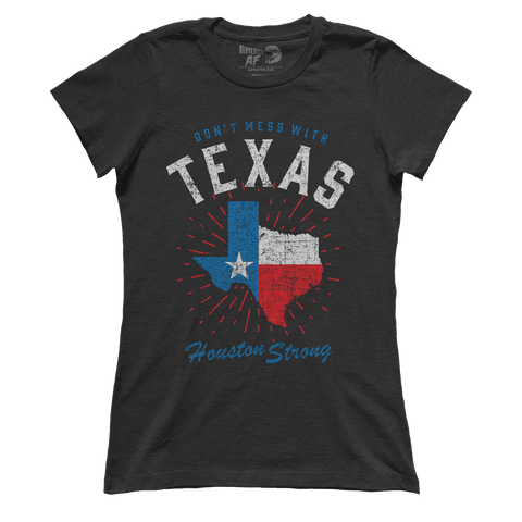 Houston Strong - Fundraiser Shirt (Ladies)