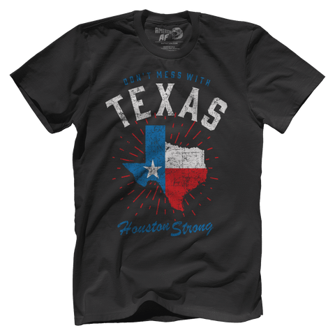 AK: Houston Strong - Fundraiser Shirt