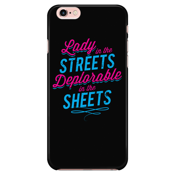 Deplorable in Sheets V2 - Phone case