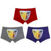 Patriotic Bald Eagle Boxer Briefs (Set of 3)
