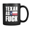 Texan As F - RAW - Coffee Mug