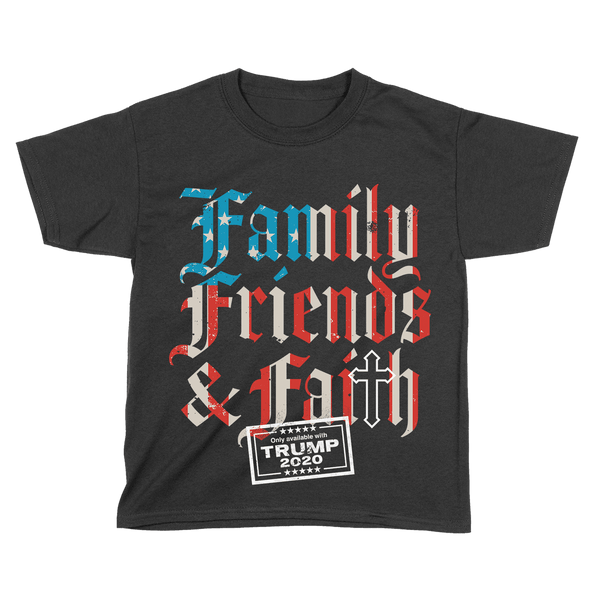Family Friends and Faith - Kids